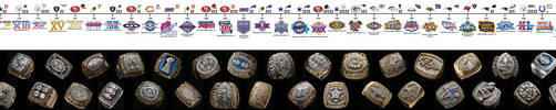 NFL Superbowl Chronology by andrewr255