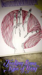 Hand  by RottinShib