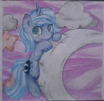 My little Pony Friendship is Magic Filly Luna