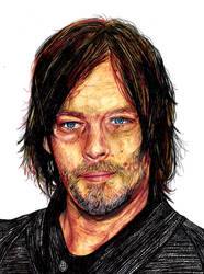 Daryl Dixon TWD (only pen)