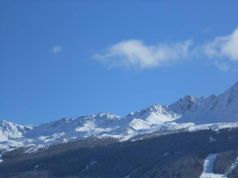 Snowy Mountain Stock 2