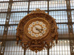 Beaux-Arts clock stock 1
