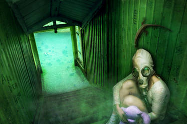 Gone toxic by LittleOph