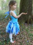 Blue fairy Oriana 2 by LittleOph