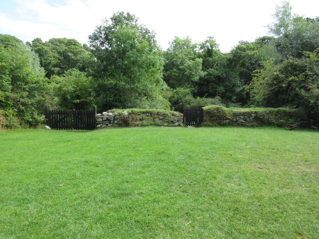 Romantic garden stock