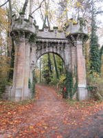 Massive gate stock by LittleOph