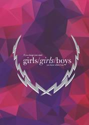 Panic At The Disco - Girls/Girls/Boys