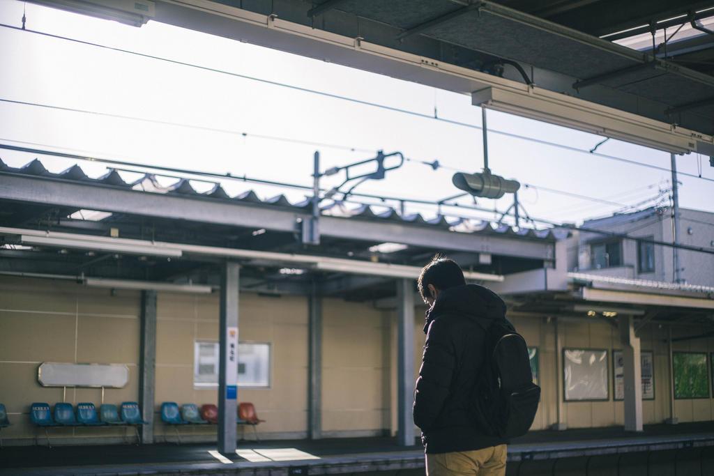 Tokyo Lights - Shiinamachi Eki by chymarariot