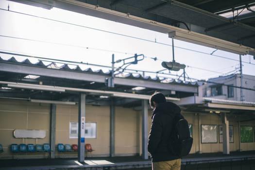 Tokyo Lights - Shiinamachi Eki
