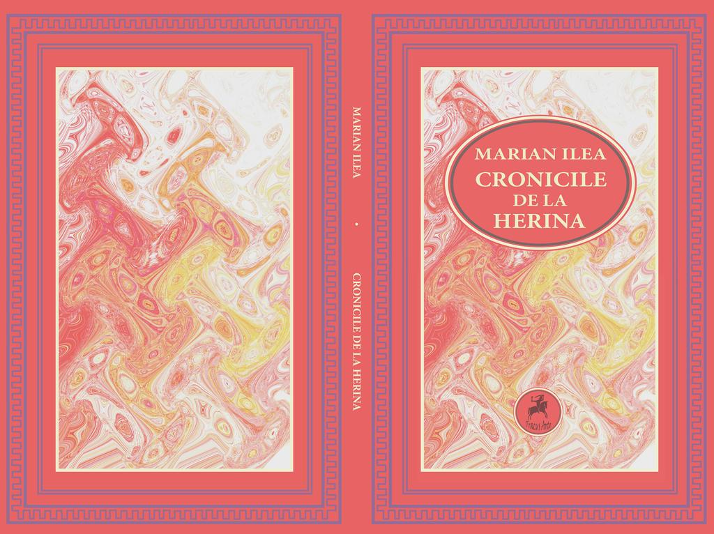 Cronicile de la Herina - coperta by Alex-Wanderlust