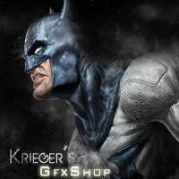 Dark Knight by ABBSTractGraphics