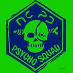Psycho Squad Badge (Cyberpunk 2077)