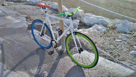 Bike by Bocian3000
