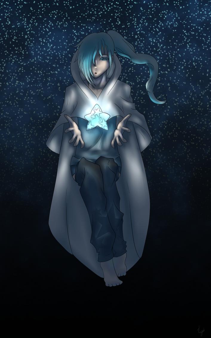Star Child by SoraRoxas-15