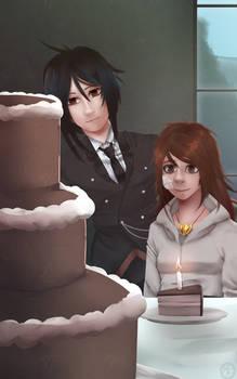 [SS] Her Butler