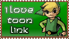 Stamp - Toon Link Stamp 1 by AnonymousLink