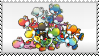 Stamp - Yoshi Herd by AnonymousLink