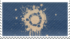 Ubuntu: Linux For Humans Stamp by AnonymousLink