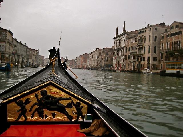 gondola. by dc1421