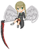 Angel Maka by UmbreonFan4Eva