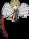 Angel Maka by UmbreonFan4Eva