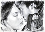Smallville - Clark and Lana