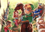 Welcome to Lon Lon Ranch by Rey-HANA