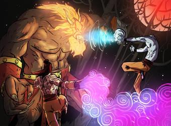 Battles Of The Brotherhood Reprise