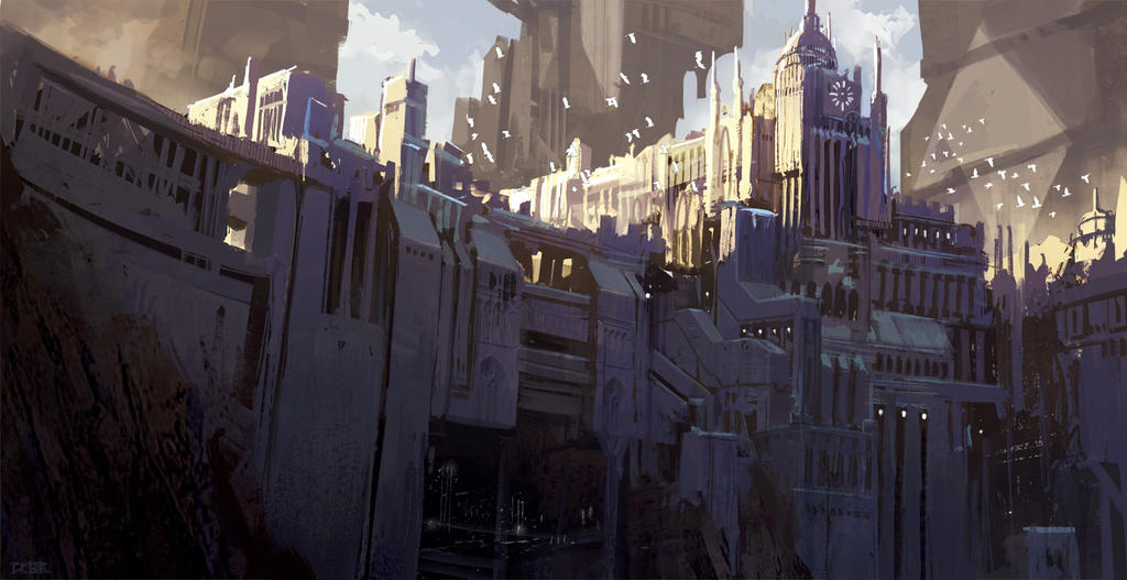 City by madspartan013