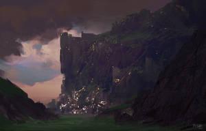 Hillside by madspartan013