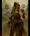 Cyborg Bandits