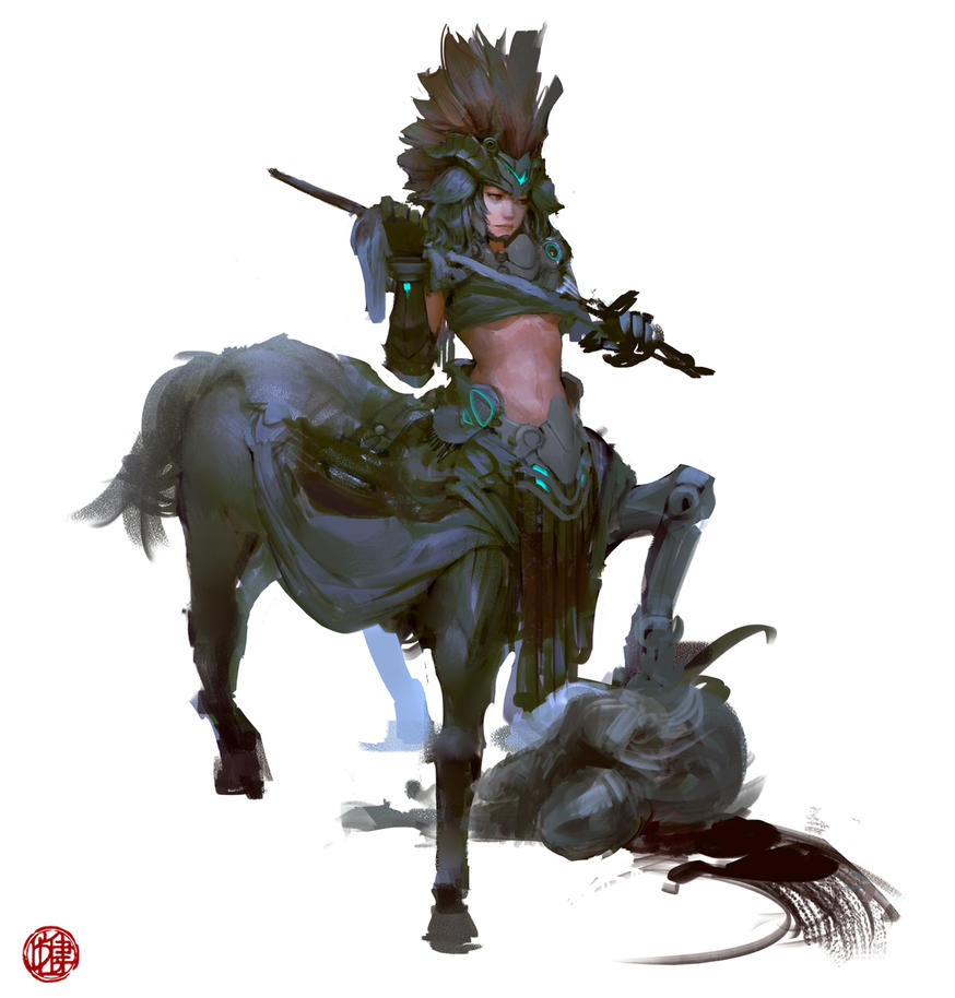 Centaur by madspartan013