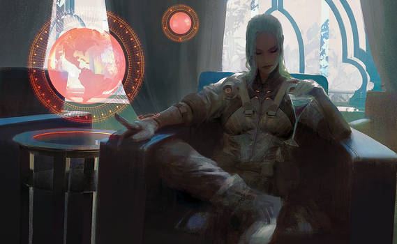 We Are Mercenary: Lounge