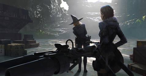 Iron Witches