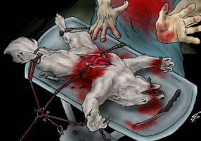 M-Gutz Contest : Demon Vet by dizturbed