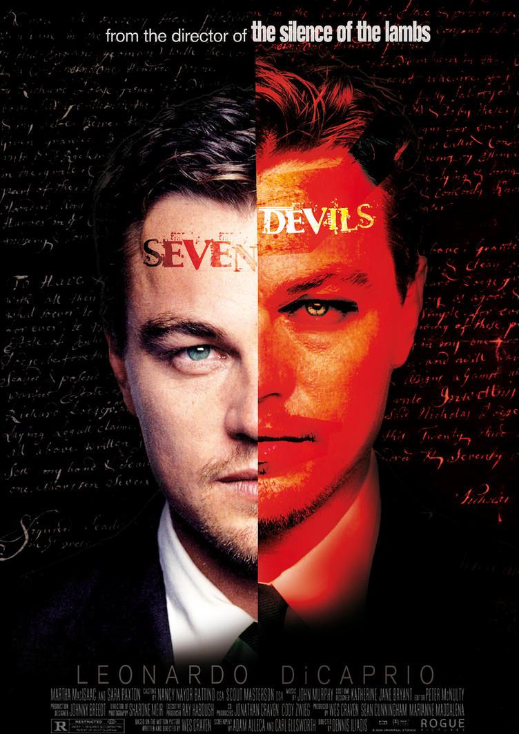 Seven Devils Movie Poster By Skitt Les On Deviantart