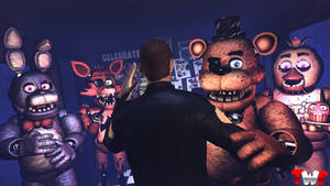 We Are Your Friends [FNAF/C4D]
