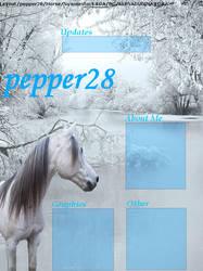 Winter Wonder Land by misspeppysam