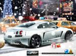Skyline R35 GT-R CHRISTMAS