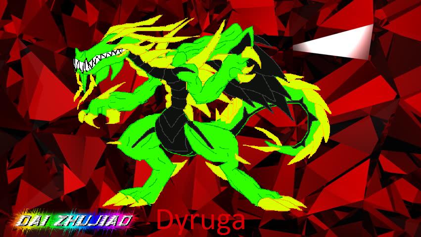 Dyruga by Sonicthepokemonchamp