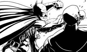 Batman Inked