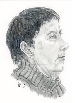 Woman - Life Drawing 3