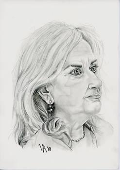 Lady - Life drawing 4