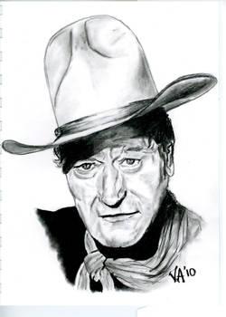 John Wayne AKA The Duke