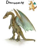 dragonite by lordrhino15