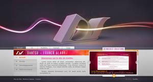Dantsu Website V2 by DantSu