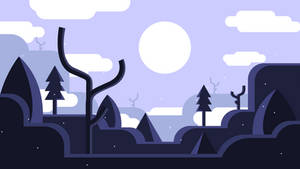 minimalist fantasy land