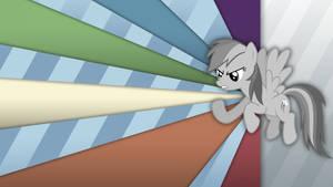 Rainbow Dash Wallpaper by Browniehooves
