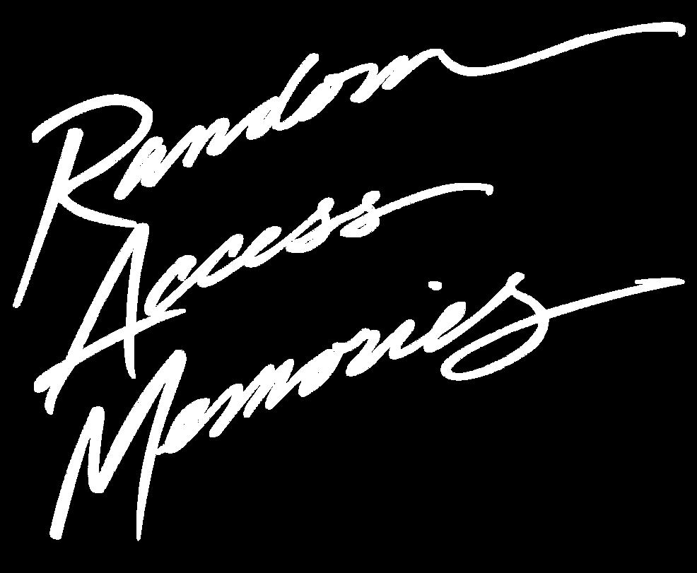 Daft Punk Random Access Memories logo vector by Browniehooves