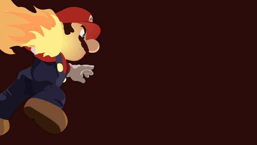 Mario Smash Brothers wallpaper by Browniehooves on DeviantArt